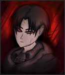 Levi's Bloodlust by Caluctor