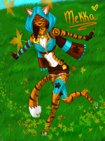 Mekka-full color by RawrSexyKitty