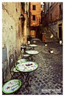 Back street Roma by PicTd