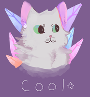 Crystal Cat by werewolf-png