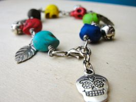 SKULL JEWELRY by ArteDeMiFamilia