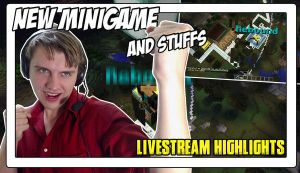 New minigame and stuffs (Livestream Highlights) by Vendus