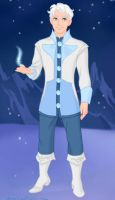 Prince Anders: Son of Queen Elsa of Arendelle by Soluna17