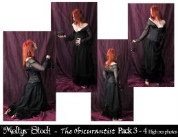 Obscurantist - Pack 3 by Meltys-stock