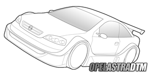 Opel_Astra_DTM by nouseforaname