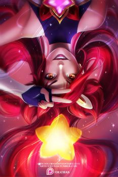 Star Guardian Jinx by OlchaS