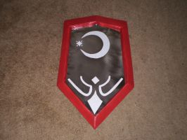 The Legend of Zelda Shield VI by Gryphon009