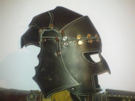 Leather Helm 2 by ettiennenavarre