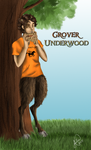 Grover Underwood by juliajm15