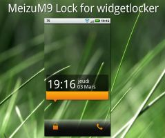 MeizuM9 Lock for widgetlocker by marcarnal