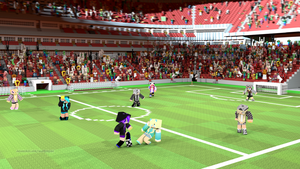 Soccer by ItsCutiePixeled