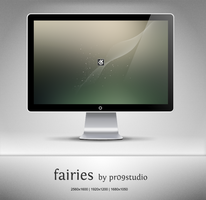 Fairies_KDE_edition by leoatelier