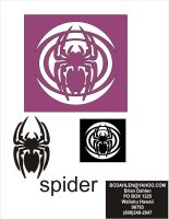 spider cdr by Crazywulf