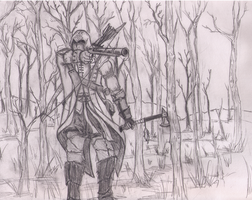 Assassins Creed 3 by Irtaza1