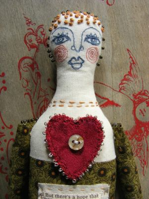 Doll detail by theseventhmagpie