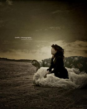_Faceless world by chipil