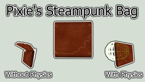 Pixie's Steampunk Bag Download by MissingPixieSticks