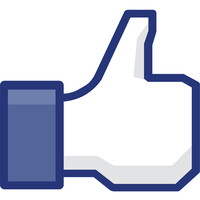 Facebook LIKE Button by ockre