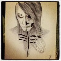 BVB- Ashley Purdy by mokaart