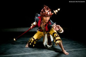 Xiba Cosplay. Funky Fresh Lighting. by JFamily