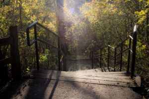 Stairway - I by DCArtWorks
