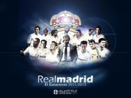 Realmadrid Wallpapers 2011-2012 by Hamdan-Graphics
