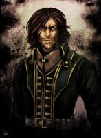 Dishonored - Corvo by Yuitaz