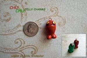 Chu Chu Jelly Charms by GandaKris