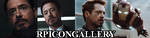 Tony Stark icons from the CA: Civil War Trailer by rpicongallery