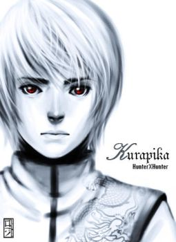 Kurapika by Roggles