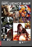 Influence Map by jonicamus