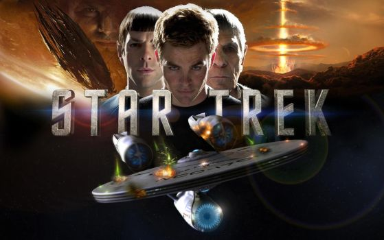 Star Trek 2009 by 1darthvader