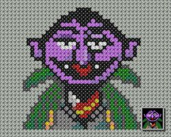 Counted Cross Stitch by drsparc
