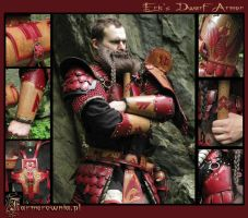 Eric's Dwarf Armor final by farmer-bootoshysa
