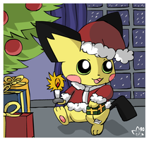 The REAL Santa by pichu90