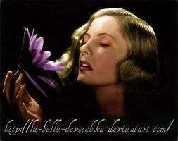 Joan Fontaine by La-Bella-Devotchka