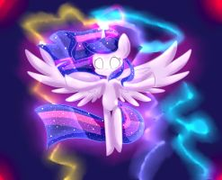 Magic Transfer by Le-Poofe