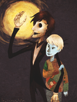 the nightmare before sherlock by le-prince-lutin