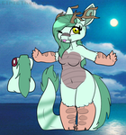 Haku Inspired Adopt Auction (OPEN) by ElricTheDeer