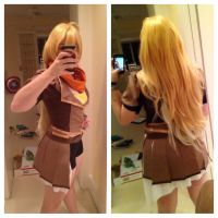 Yang WIP by CaptRogers