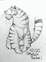 10.00 SKETCH SALE by ElysianImagery