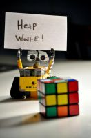 Help WALLE by photoGirl06