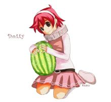 Dotty-gaiaonline contest entry by Risako-phwee
