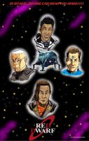 red dwarf by MonsterIslandStudios