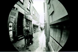 Fisheye 01 by Bow-Wow