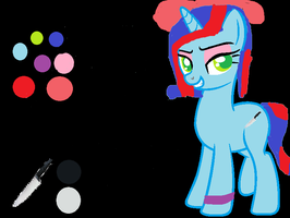 MLP: Rose Red reference sheet by lillybug03