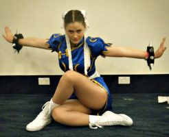 Chun Li Supanova by too-school-for-cool