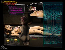 Apparatus Infernus ~ Tiny Tina's Tattoo Gun by CeeAyBee