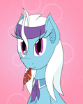 Frosty Feather by TertonDA