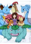 Kanto Team by peace101zaira